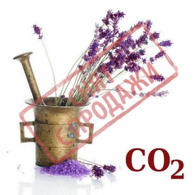 СНЯТ С ПРОДАЖИ СО2-экстракт лаванды