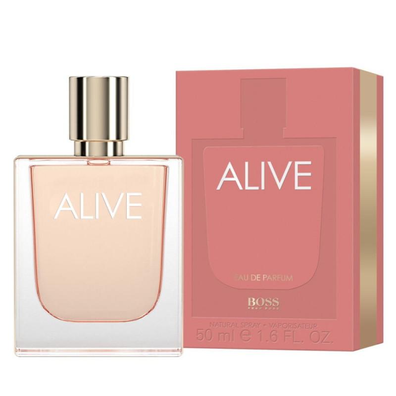 Boss Alive, Hugo Boss парфумерна композиція