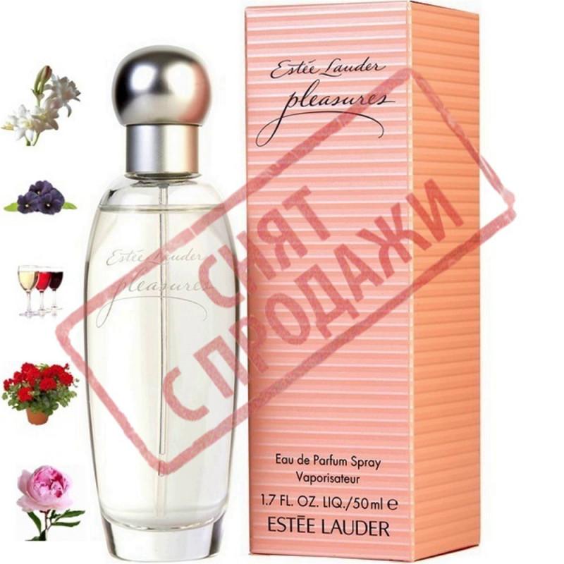 Pleasures, Estée Lauder парфюмерная композиция
