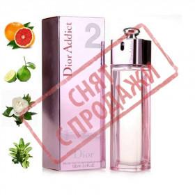 СНЯТ С ПРОДАЖИ Addict 2, Dior парфюмерная композиция