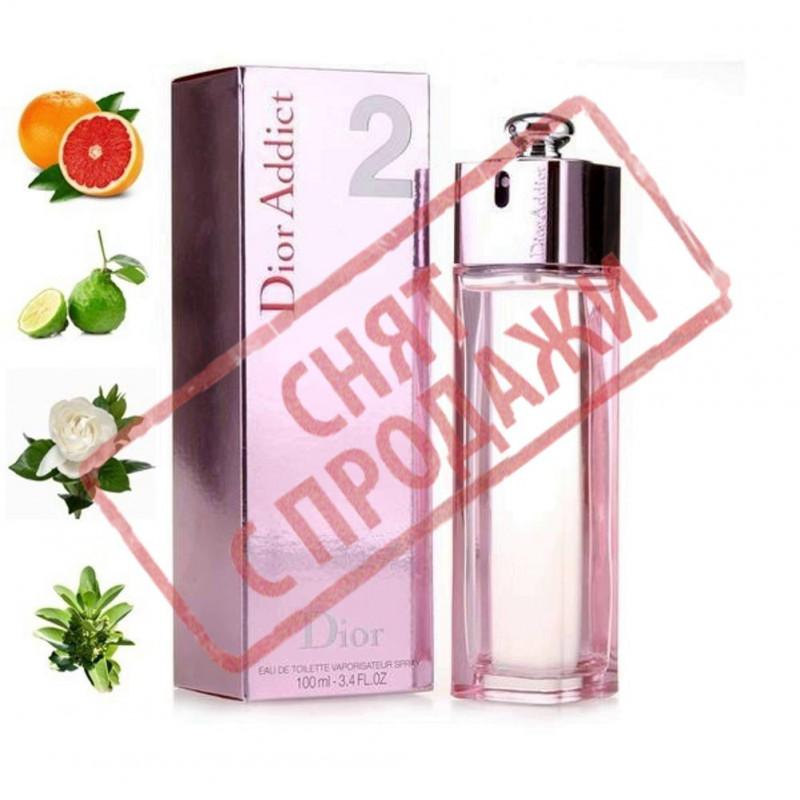 Addict 2, Dior парфюмерная композиция