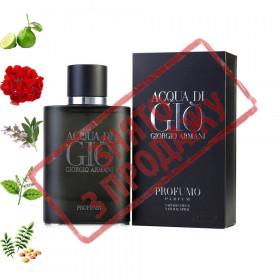 СНЯТО С ПРОДАЖИ Acqua di Gio Profumo, ARMANI парфюмерная композиция