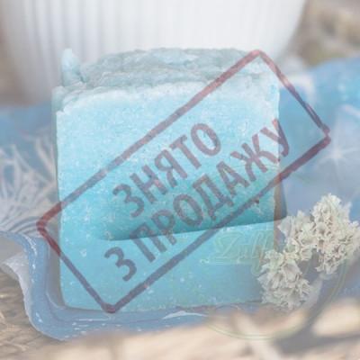 СНЯТ С ПРОДАЖИ Натуральное мыло Соляное СПА