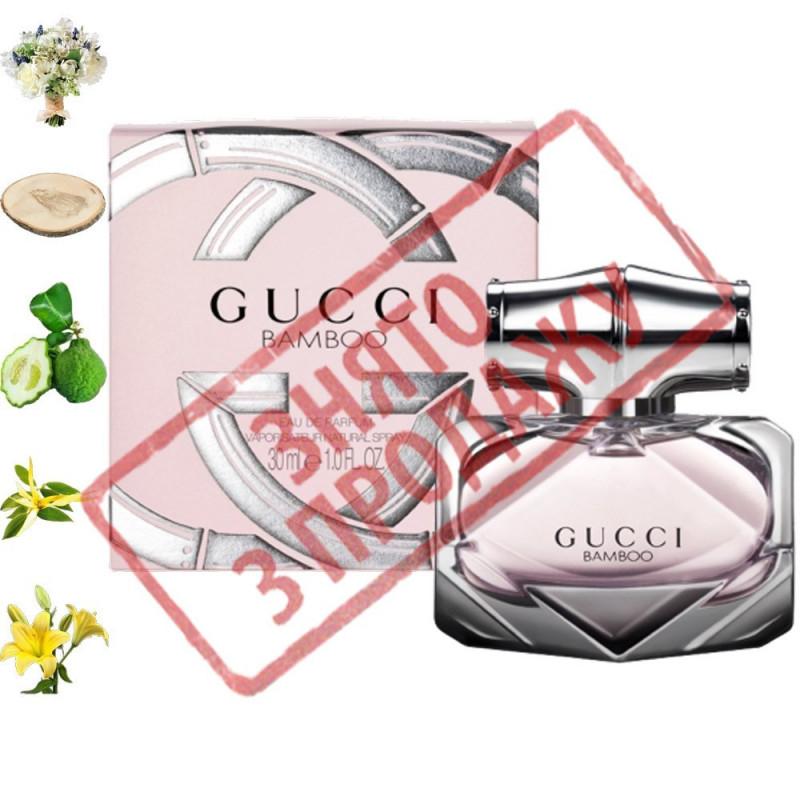 Bamboo, Gucci парфюмерная композиция