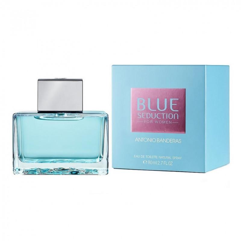 Blue Seduction for Women, Antonio Banderas парфумерна композиція