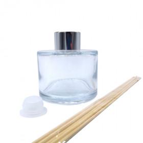 Комплект флакон для аромадиффузора Тор 140 мл с ротанговыми палочками 5 шт