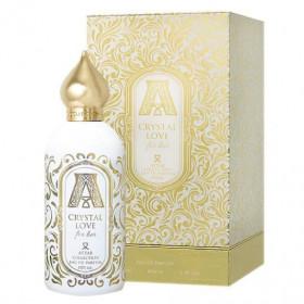 Crystal Love For Her, Attar Collection парфюмерная композиция