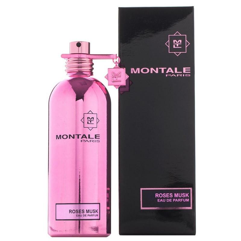 Roses Musk, Montale парфумерна композиція