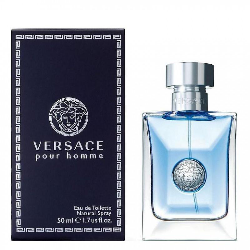 Versace Pour Homme, Versace парфумерна композиція
