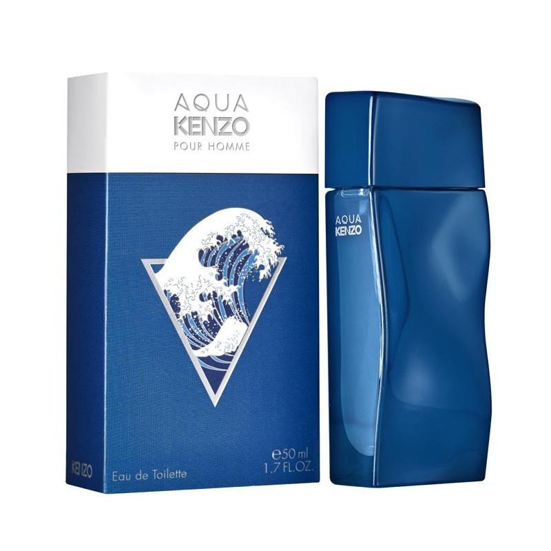 Aqua Kenzo pour Homme, Kenzo парфумерна композиція