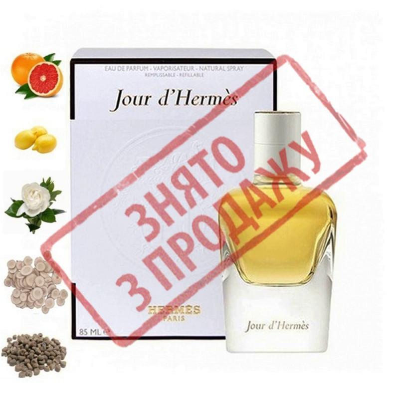 Jour d'Hermes, Hermes парфумерна композиція