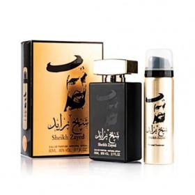 Zayed Gold Bottle, Sheikh парфюмерная композиция