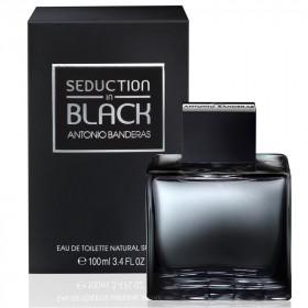 Seduction in Вlack, Antonio Banderas парфюмерная композиция