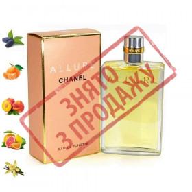 СНЯТ С ПРОДАЖИ Allure, Chanel парфюмерная композиция