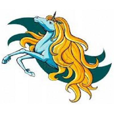Картинка Королева єдинорогів 6,0х5,0 см