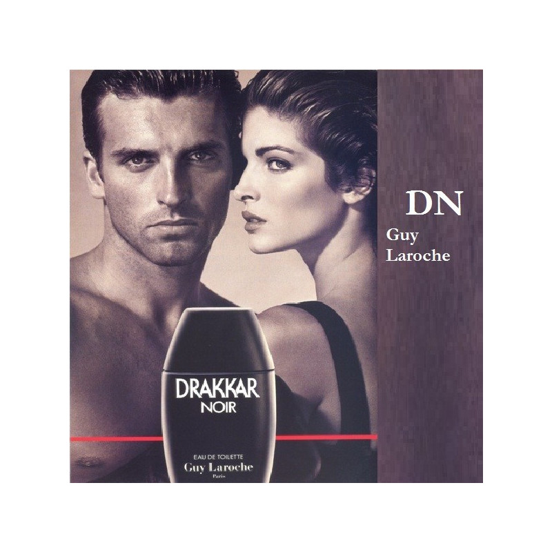 Drakkar Noir, Guy Laroche парфумерна композиція