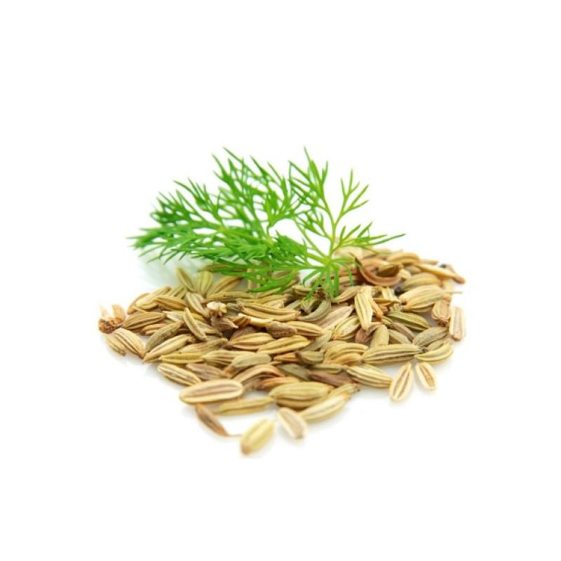 Нерафинированное масло семян укропа